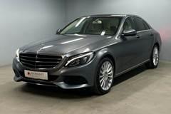 Mercedes C220 d 2,2 Luxury aut.