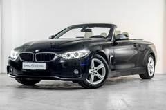 BMW 420d 2,0 Cabriolet