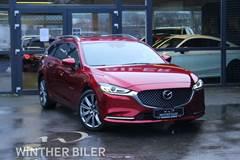Mazda 6 2,5 Sky-G 194 Optimum stc. aut.