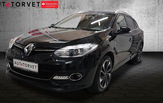 Renault Megane III 1,6 dCi 130 Bose Edition ST