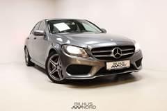 Mercedes C200 d 2,2 AMG Line aut.