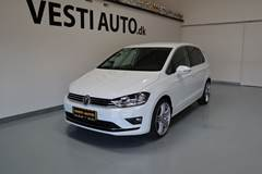 VW Golf Sportsvan 1,6 TDi 110 Highline BMT