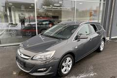 Opel Astra 1,4 Sports Tourer 1,4 Turbo Sport 140HK Stc 6g