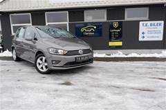 VW Golf 1,4 TSI BMT Highline DSG 125HK 5d 7g Aut.