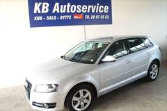 Audi A3 2,0 TDi 140 Attraction SB