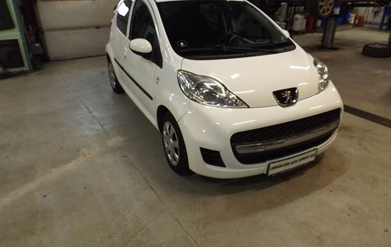 Peugeot 107 1,0