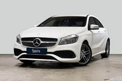 Mercedes A220 2,0 aut. 4-M