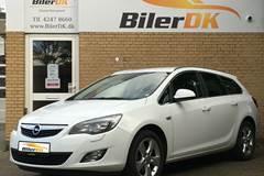 Opel Astra 2,0 CDTi 160 Sport ST