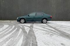 Toyota Avensis 2,0 VVT-i Sol