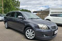 Toyota Avensis 2,2 D-4D 150 Sol stc.