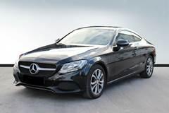 Mercedes C220 d 2,2 Coupé aut.