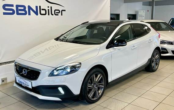 Volvo V40 CC 2,0 D2 120 Kinetic aut.
