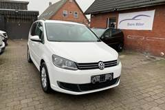 VW Touran 1,6 TDi 105 Highline DSG BMT