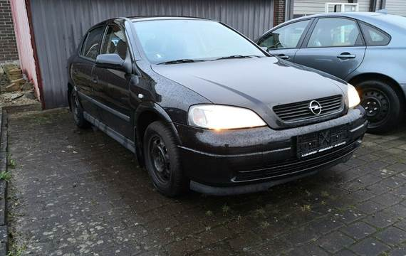 Opel Astra 1,4 Classic Comfort