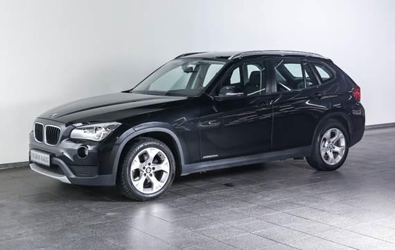 BMW X1 2,0 xDrive25d aut.