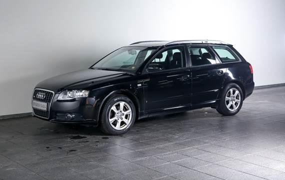 Audi A4 2,0 TDi 140 S-line Avant