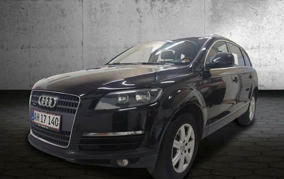 Audi Q7 3,0 TDi quattro Tiptr.