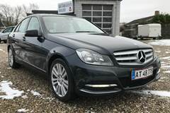 Mercedes C200 1,8 CGi BE