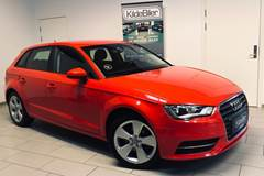 Audi A3 1,4 TFSi 125 Attraction SB