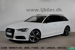 Audi A6 2,0 TDi 190 S-line Avant quat S-tr