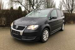 VW Touran 1,9 TDi 105 Freestyle BMT 7prs