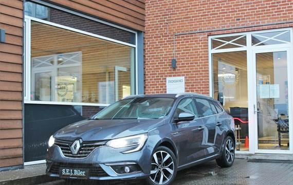 Renault Megane IV 1,2 TCe 130 Bose Edition ST EDC