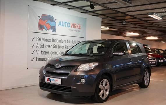 Toyota Urban Cruiser 1,4 D-4D Man.6. 5-dørs