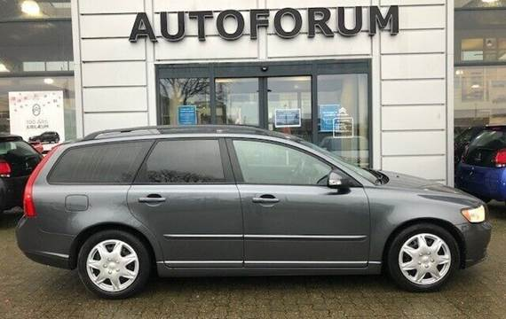Volvo V50 1,6 D2 115 Open Air