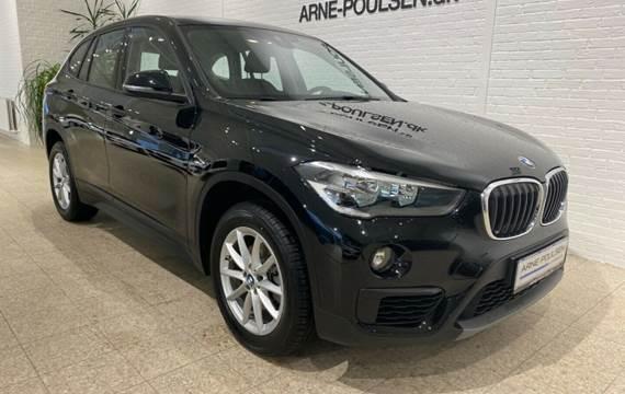 BMW X1 1,5 sDrive18i