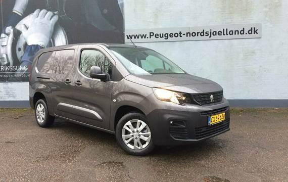 Peugeot Partner 1,5 BlueHDi 130 L1V2 Ultimate EAT8