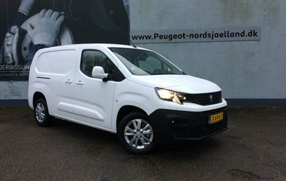 Peugeot Partner 1,5 BlueHDi 130 L2V2 Ultimate