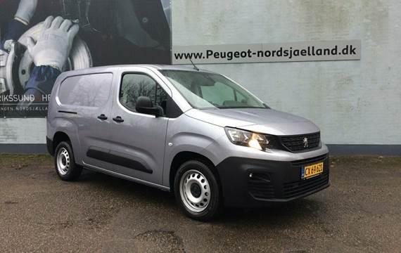 Peugeot Partner 1,5 BlueHDi 130 L2V2 Plus EAT8