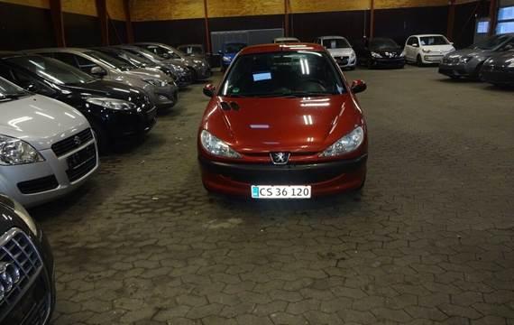 Peugeot 206 1,4 HDi Performance S
