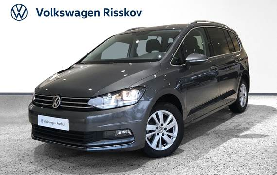 VW Touran 1,5 TSi 150 Highline Family DSG 7p