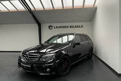 Mercedes C63 6,3 AMG Performance stc. aut.