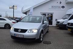 VW Touran 1,9 TDi 100 7prs