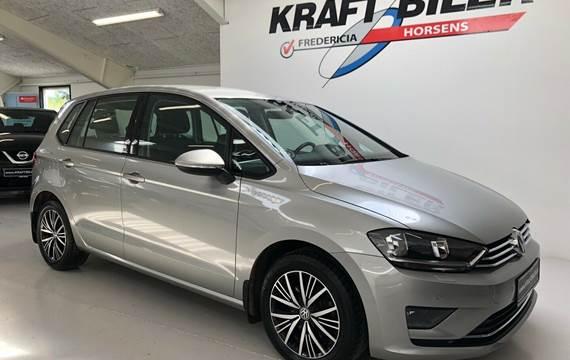 VW Golf Sportsvan 1,4 TSi 125 Allstar BMT