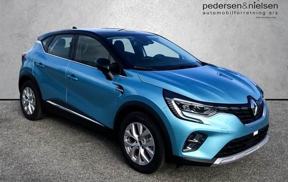 Renault Captur E-TECH Intens 160HK 5d Aut.