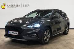 Ford Focus 1,0 EcoBoost Active X 125HK Stc 8g Aut.