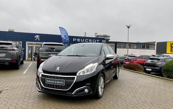 Peugeot 208 BlueHDi Desire Sky 100HK 5d
