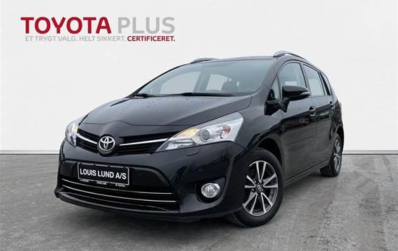 Toyota Verso 1,8 VVT-I T2 Touch  6g