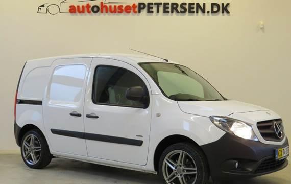 Mercedes Citan 108 1,5 CDi Kassevogn L