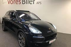 Porsche Cayenne S 4,2 D Tiptr. Van