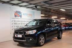 Mitsubishi ASX 1,8 DI-D Invite 2WD  5d 6g