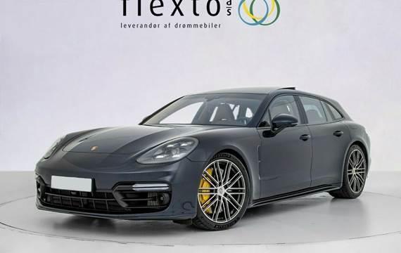 Porsche Panamera Turbo S 4,0 E-Hybrid Sport Turismo PDK