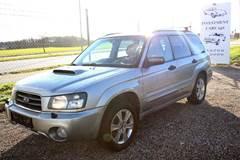 Subaru Forester 2,5 XT AWD