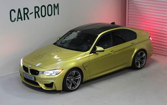 BMW M3 3,0 aut.