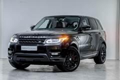 Land Rover Range Rover sport 5,0 SCV8 HSE aut.