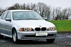 BMW 525i 2,5 Steptr.