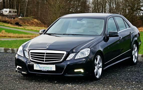 Mercedes E350 3,0 CDi Avantgarde aut. BE